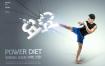 10款男女健身搏击banner海报素材PSD源文件打包下载 – 资源大小0.98GB,包含PSD源文件