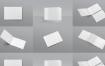 精美横版画册样机模板PSD素材源文件打包下载 – 资源大小382MB,包含PSD源文件