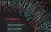 13款科技感抽象化海报、分子粒子背图案平面设计矢量素材EPS源文件打包下载