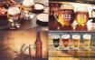 24款啤酒展示模型样机PSD源文件打包下载 – 资源大小1.52GB,包含PSD源文件