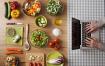 40张西餐食材高像素图片打包下载