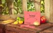 10款高品质有机食品蔬菜品牌样机展示模型PSD素材 – 资源大小1.49GB,包含PSD源文件