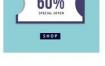 30套韩国优惠券标签横幅模版高端PSD源文件分层素材打包下载