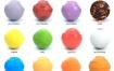 500多种C4D材料纹理资源包lib4d文件格式下载