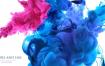 24款超高清彩色水墨烟雾渐变背景纹理图片JPG设计素材