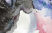 14张新中式水墨高清纹理底纹背景抽象画艺术肌理JPG图片设计素材