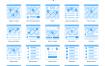 260个精品网站原型流程图优质设计素材下载,提供PSD、ai和sketch格式源文件