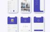 高品质的旅游运动app毕业设计项目素材下载(提供Sketch和Adobe XD格式下载)