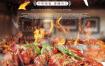 美食餐饮饭店餐厅麻辣小龙虾海报外卖传单PS菜单设计图片素材模板