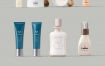 精品护肤品化妆品包装名片VI设计展示贴图样机模板高清摄影图片psd素材下载第一季