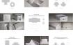 50款白金版精品异形盒纸盒纸袋包装盒子平面展开图结构刀模盒型图AI矢量设计素材下载