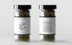 高档茶叶品牌VI包装盒袋罐瓶logo展示设计智能贴图样机PSD素材