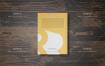 杂志书籍画册书刊宣传册书本封面VI应用提案神器 PSD智能贴图样机