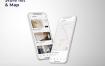 38个出售和出租婚纱新娘电子商务优质设计素材下载