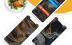 60多个完整的美食食品UI Kit设计优质设计素材下载(提供Sketch和Adobe XD格式下载)
