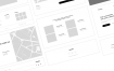 200个用于设计企业网站的线框原型模块优质设计素材下载