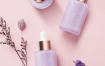 20款粉色美妆海报模板护肤品化妆品口红唇彩banner图PSD设计素材