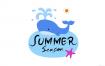 60款夏天海报旅游度假文字插图贴纸图AI矢量设计素材源文件