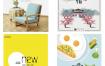 63款日系文艺中国风小清新写真图片品牌促销海报模板PSD分层设计素材