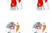 京剧戏曲花旦创意派卡通人物川剧中国风国粹PNG免扣元素设计素材