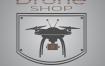 11款无人机海报科技活动宣传产品展示AI矢量素材模板源文件设计