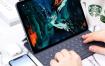 iPhone 11和iPad Pro的PSD真实感样机