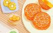 16款清新中秋佳节月饼月亮团圆手绘卡通插画电商专题PSD素材