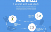 5款保护环境新能源环保海报PSD素材