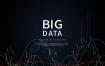8款网络大数据智能几何曲线科技地球背景AI素材