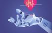 10款智能科技医疗科技插画AI素材