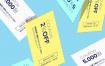 19款优惠券购物券抽奖券门票PSD格式源文件下载