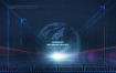11款网络科技互联网大数据科技背景PSD格式