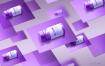 8款医疗生物科技药物药品疫苗PSD格式