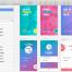 日常生活iOS UI Kitapp设计素材下载