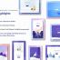 优秀的插画艺术在网页和app设计中的重要作用素材下载