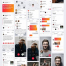 40+高品质的iOS社交类界面设计适用于iPhone X和iPhone 8屏幕尺寸提供sketch源文件下载