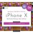 iPhoneX展示模板样机合集PSD素材源文件打包下载