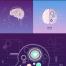 5款大脑科技神经网络创意概念想法点子聪明AI设计素材 – 包含AI源文件