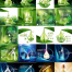 51款皮肤护理精华女性化妆品广告海报效果图矢量设计素材EPS源文件打包下载 – 资源大小560MB,包含EPS源文件