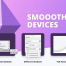 适配iPhone X,iPhone 8,iPhone 8 Plus和iPad的移动设备模型展示样机素材下载,提供sketch源文件