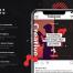 60个时尚创意现代的优质网络广告多媒体banner设计PSD模板素材下载
