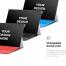 Windows和Android设备的高品质模型集合作品展示样机(含psd和sketch源文件)