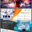 20款精美社交网站横幅广告PSD分层素材 – 资源大小655MB,包含PSD源文件