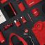 赛车主题VI视觉形象系统样机模板PSD分层素材 – 资源大小369MB,包含PSD源文件