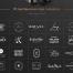 70款优雅大气LOGO设计模板素材包含PSD、AI、EPS源文件优质设计素材下载站