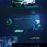 8款未来科技感VR人工智能AI专题网站网页模板PSD设计素材