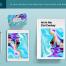 油画颜料油漆彩色晕染底纹高清图片素材 Surplus 32 Abstract Paint Textures