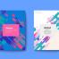 112款国外炫彩海报封面主视觉几何创意平面广告背景矢量AI素材