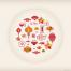15款扁平化中国传统节日风格春节中秋中式祥云彩色矢量图标icon素材