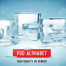 炫酷立体冰块效果字体PSD分层素材下载